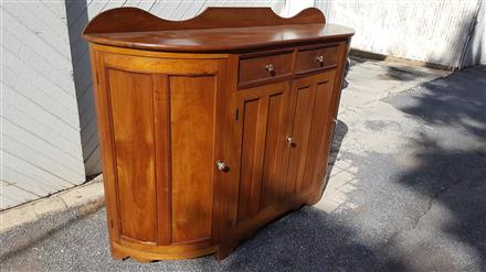 """Bow-Front-Cabinet"""