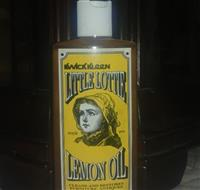 Little Lottie Lemon Oil Polish