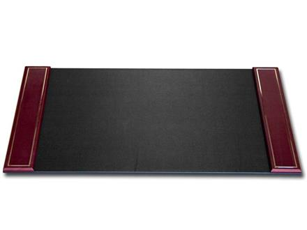 24 Kt. Gold Tooled Burgundy Desk Pad