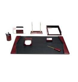 Desk Set - Contemporary (8 piece) WS-DSco