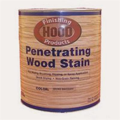 Hood Penetrating Wood Stains (1 qt) HOOD-9166