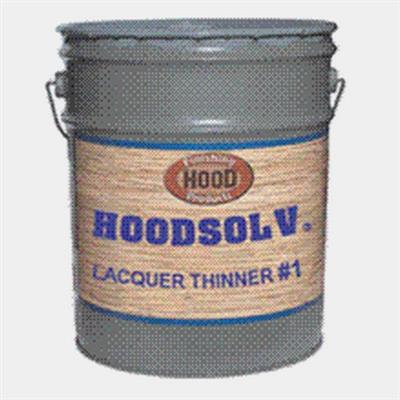 Hood Lacquer Thinner #1 Hood-90305