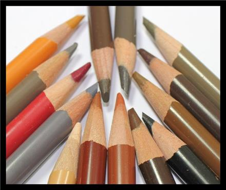 Mohawk Graining Pencils - (9) pencil assortment M270-0123