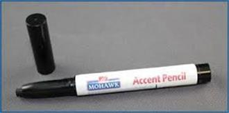 Mohawk 7 Piece Accent Pencil Set