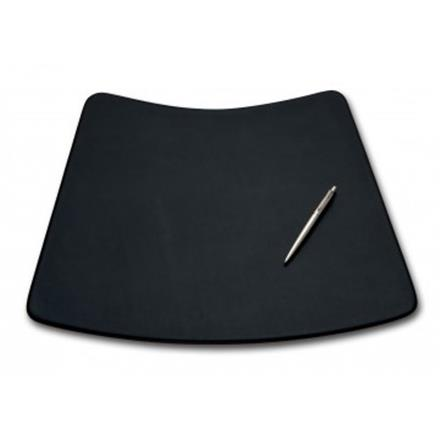 "Dacasso Top Grain Leather Mat for Round Table (17"" x 14"") P1024"