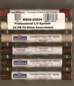 Mohawk Leather / Vinyl Fil Sticks - (24) Stick Assortment M850-20824
