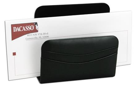 Classic Leather Mail Holder